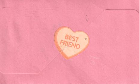 Dylan's Valentine's Card - Back