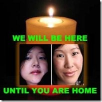 Detained In North Korea  Journalist Laura Ling and Euna Lee, please help