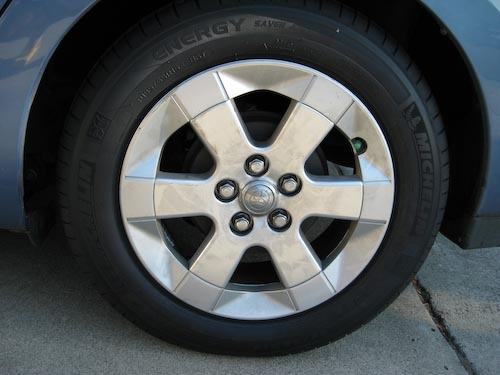 Michelin Energy Saver for Prius